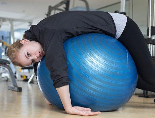 Non lasciare che la depressione ti impedisca di allenare il corpo.